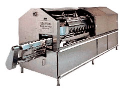 Food solid and liquid filling machines