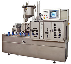 Paint Filling & grinding equipment