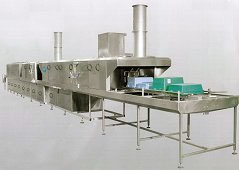Mafo Tunnel Washing Machines MODULE-LINE